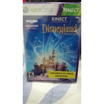 Kinect Disneyland Adventures Xbox 360 Cambio O Vendo