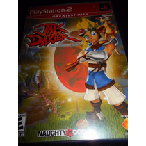 Juego Playstation 2 Jak And Daxter The Precursor Legacy Ps2