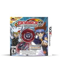 Beyblade: Evolution Ce.-3ds ¡sólo En Gamers!