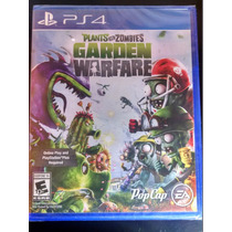 Plants Vs Zombies Garden Warfare Ps4 Nuevo Meses Sin Interes