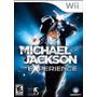 Michael Jackson The Experience Usado Wii Blakhelmet Sp