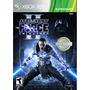 Star Wars: The Force Unleashed Ii Nuevo Sellado Xbox 360
