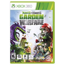 Plants Vs Zombies Garden Warfare Xbox 360 Nuevo En Igamers