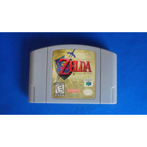 Zelda Ocarina Of Time N64 Nintendo Retromex Tcvg