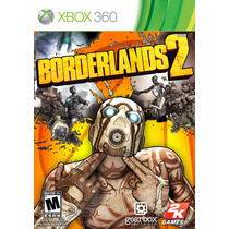 Borderlands 2 Xbox 360 Codigo Descargable