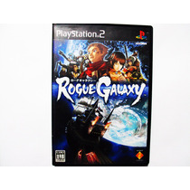 Rogue Galaxy Japones Ps2 - Playstation 2