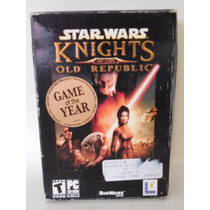 Juego Para Pc Star Wars Knights Of The Old Republic D515