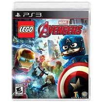 De Lego Marvel Avengers - Ps3