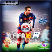 Fifa 16 Estandar Pc Origin Incluye Pack Oro