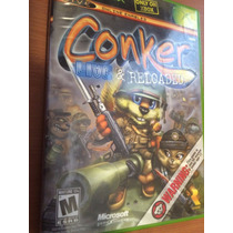Conker Live And Reloaded Xbox Original