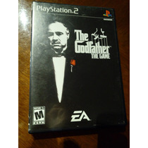The Godfhather - El Padrino - Ps2