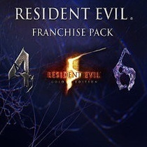 Resident Evil Pack 4 ,5 Y 6 Ps3