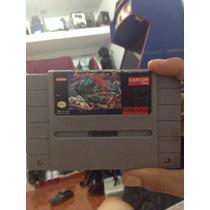 Streetfighter 2 Súper Nintendo