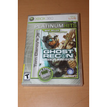 Ghost Recon Advanced Warfighter Xbox 360 Juegos Baratos