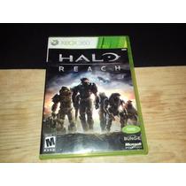 Halo 3 Reach Xbox 360