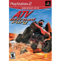 Atv Offroad Fury Ps2 Gamestoreshock