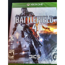 Battlefield 4 Xbox One Bf4 Nuevo Y Sellado Msi