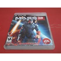 * Longaniza Games * Ps3 Mass Effect 3 ( En Español )