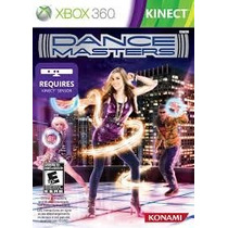 Kinect Dance Masters Nuevo Sellado Xbox 360