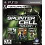 Splinter Cell De Tom Clancy Classic Trilogy Hd - Playstation