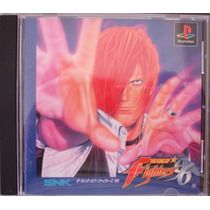 The King Of Fighters 96 Ps1 Japones