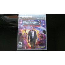 Deadrising 2 Off The Record Ps3 Nuevo, Sellado