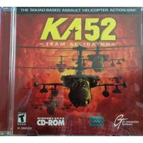 Juego Para Computadora Ka52 Helicópteros Rusos.windows98