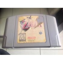 Zelda The Ocarina Of Time Nintendo 64 N64