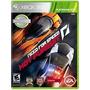 Need For Speed Xbox 360 Nuevo Y Sellado