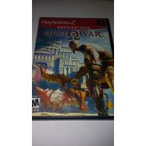 God Of War Ps2 Playstation 2 Buen Estado