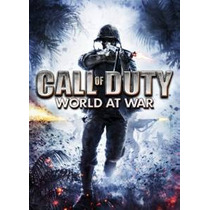 Call Of Duty: World At War - Pc [código De Juego Online]