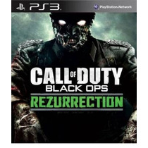 Call Of Duty Black Ops: Dlc Rezurrection - Ps3 [código Digit