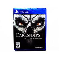Darksiders Ii Deathinitive Edition Nuevo Ps4 - Playstation 4