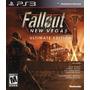 Fallout New Vegas Ultimate Ps3 Nuevo Entrega Express