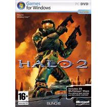 Pc - Halo 2 (acepto Mercado Pago Y Oxxo)