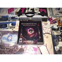 Resident Evil Revelations 2 Ps3 . Venta O Cambio ;)