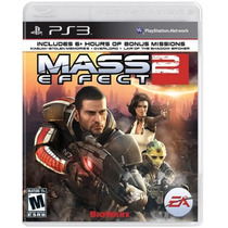 Mass Effect 2 Playstation 3 Ps3 Nuevo Y Sellado Videojuego