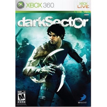 Dark Sector Darksector Xbox 360 Nuevo Blakhelmet E