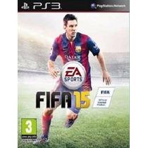 Fifa 15 Con Pase Online Para Ps3 - Ddg -