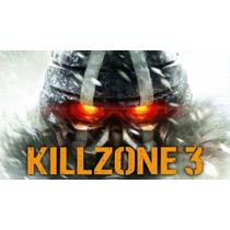 Juego Kill Zone 3 Ps3 Super Oferta ( Solo Disco)