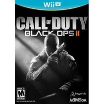 Call Of Duty Black Ops Ii Wii U Nuevo Citygame