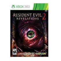 Resident Evil Revelations 2 Xbox 360 Nuevo Citygame