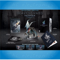Final Fantasy Xiv Heavensward Ps4 + Bonus | Tac Electronics!