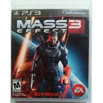 Ps3 Mass Effect 3 $250 Pesos Seminuevo - Vendo O Cambio