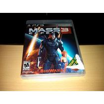 Mass Effect 3 Ps3 Excelente Estado Play Station 3