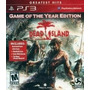 Dead Island Game Of The Year Greatest Hits Ps3 Nuevo