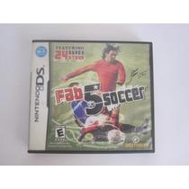 Fab 5 Soccer En Game Reaktor