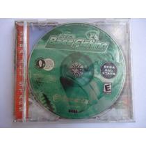 Sega Bass Fishing Para Sega Dreamcast Original Pesca