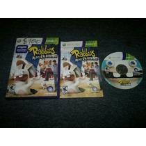 Rabbids Alive And Kicking Para Xbox 360,excelente Titulo