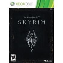Elder Scrolls V: Skyrim Xbox 360 Codigo Descargable